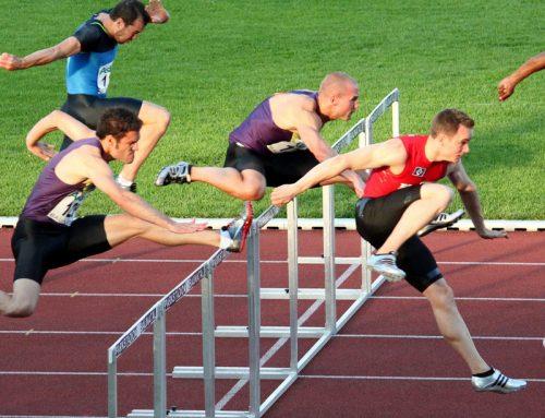 Leichtathletik – Westfälische Titelkämpfe der Jugend in Lage