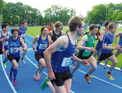 Leichtathletik – Jenning Färber erreicht 800m-Endlauf bei der U18/20-DM in Rostock