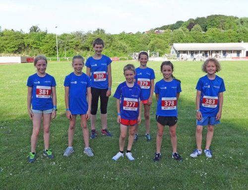 Leichtathletik – Kindergruppe – Bahnmeeting Borgholzhausen