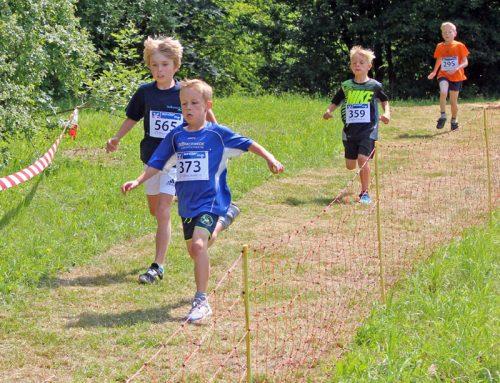 Leichtathletik – Kindergruppe