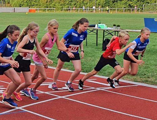 Leichtathletik – SVB-Nachwuchs glänzt in Melle